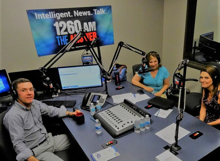 Gray Matters Alliance Invited to Interview on Elder Talk AM1380 The Pulse