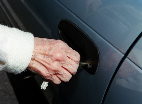 Two Primary Components of Safe Driving for Older Adults