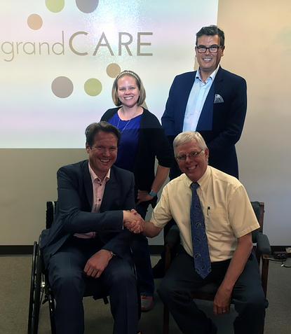 GrandCare Expands Global Footprint, Wins UK Naidex Professional Award