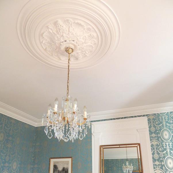 Salon privé d'un logis