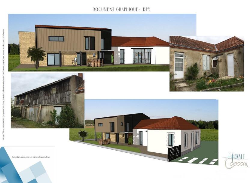3D d'architecte Home Cocoon