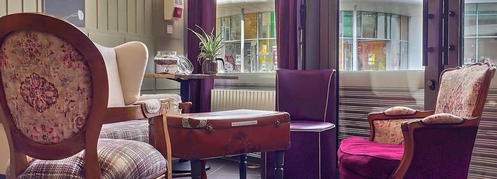 Salon privé de restaurant