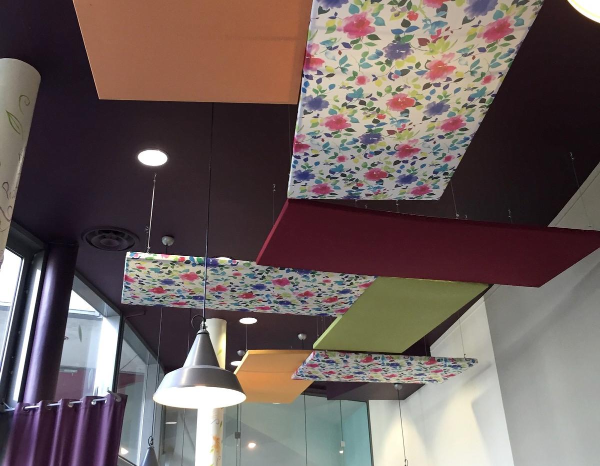Zoom plafond