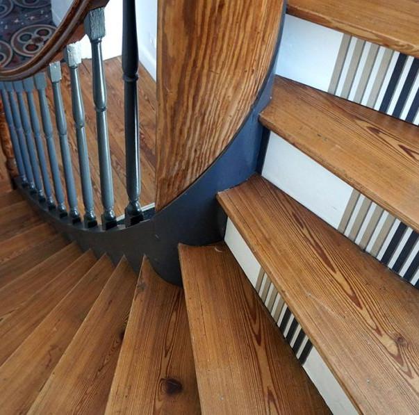 Escalier maison de caractère
