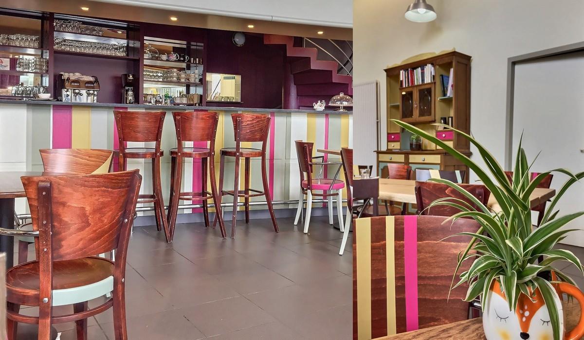 Bar de restaurant