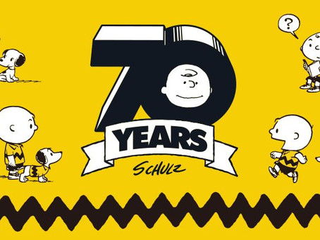 Peanuts Completa 70 Anos