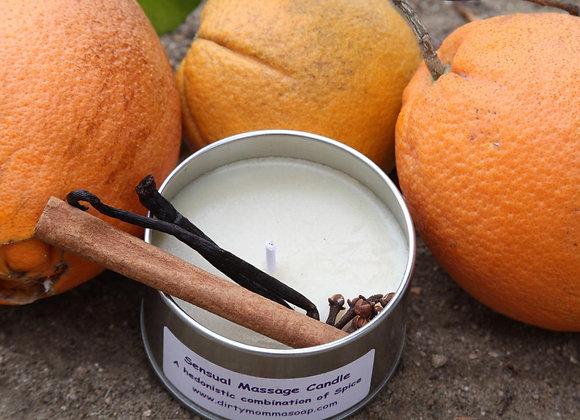 Sensuous Massage Candle