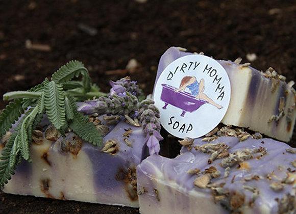 Lavender No More Lizard Skin Soap