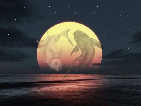 La pleine lune du 26 août en Poissons sera l'occasion de commencer un nouveau chapitre