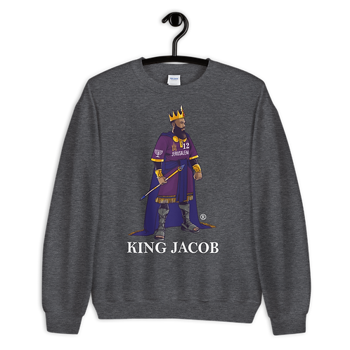 KING JACOB SWEATSHIRT