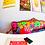 Thumbnail: Tecido com estampa para decoração - pop color
