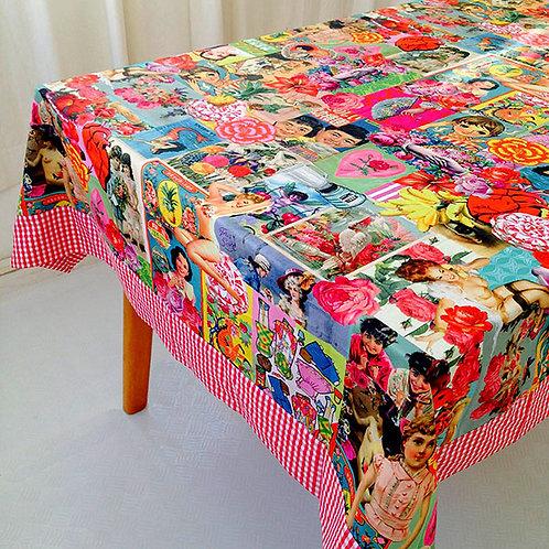 Toalha de mesa pop