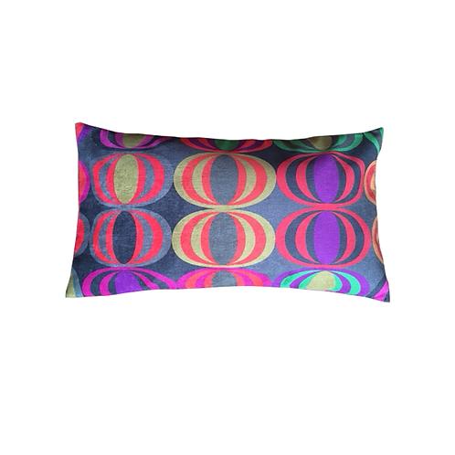 capa de almofada lombar pop color