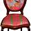 Thumbnail: Tecido para decoração e papel de parede pop laranja e verde