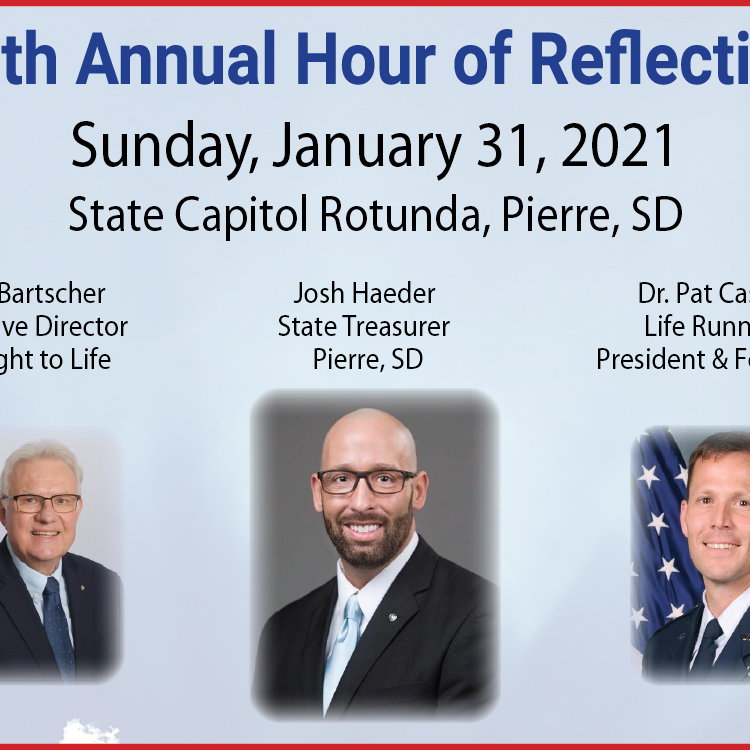 Hour of Reflection 2021