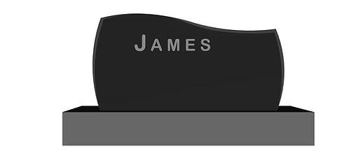 DG 7904 James: India Black