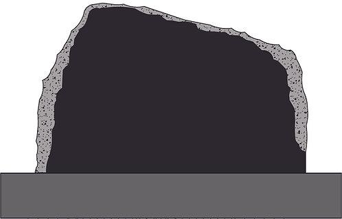 DG 1620 Shellrock: India Black