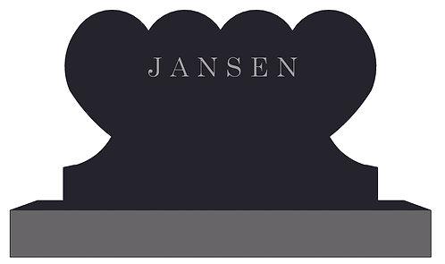 DG 9103 Jansen: India Black