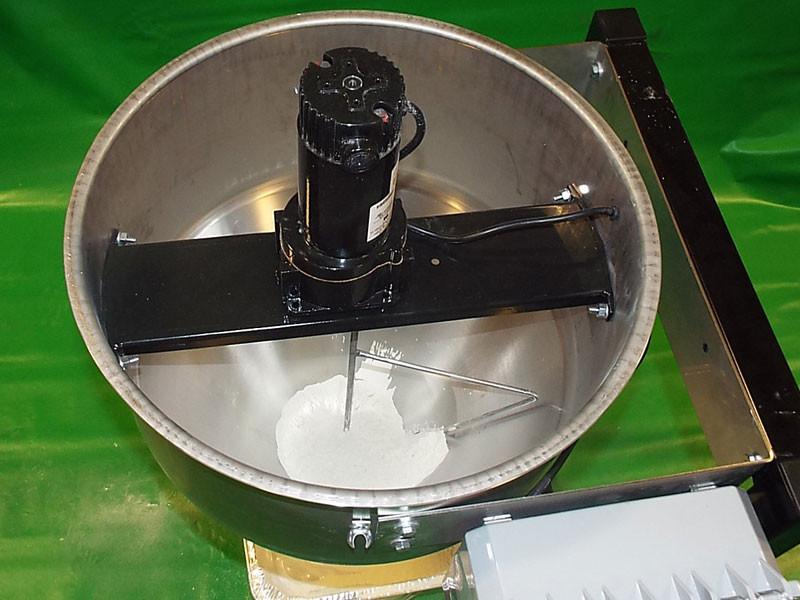 CT 21 gallon Dry Applicator.