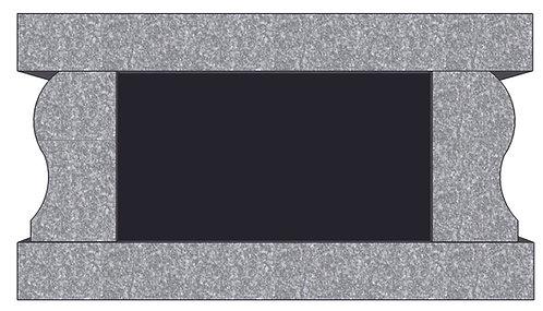 DG 1607 Borth: China Gray