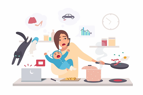 Make working from home 'calmer, easier, and happier' for parents & children