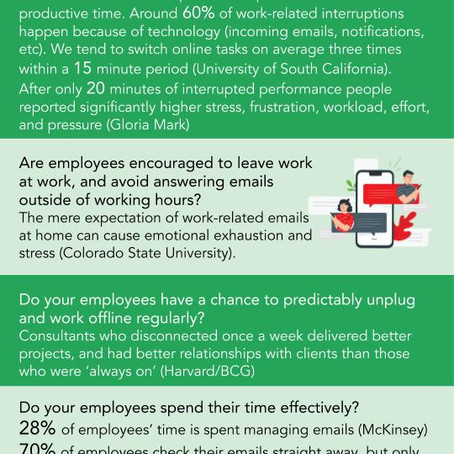 Infographics: are your employees ready to work in a new way in the digital age?