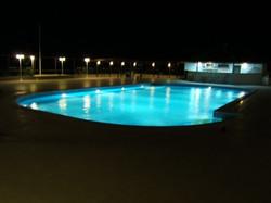 Havuz Gece