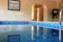 Gümüşova Resort Hotel şok havuzu