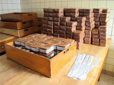 Chiemseer Lebkuchen Herstellung