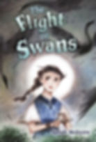 The Flight of Swans by Sarah McGuire cover