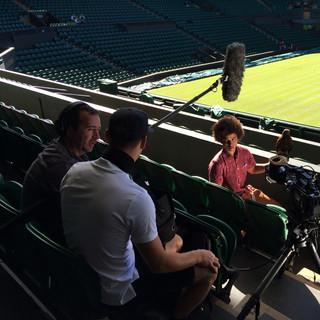 Wimbledon for CBBC