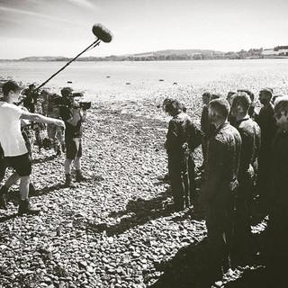Mud run with the Royal Marines