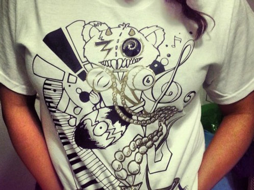 Crazy Bear T-shirt