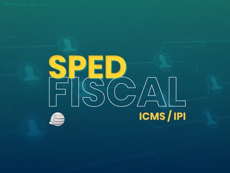 SPED FISCAL (ICMS/IPI)