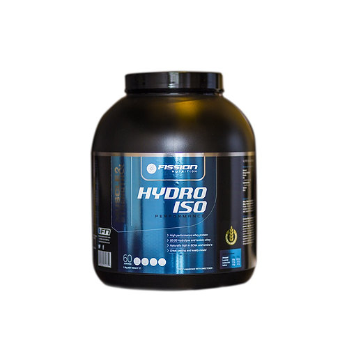 Fission Nutrition Hydro-Iso Performance Protein - 1.8KG