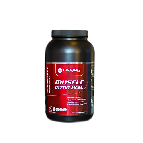 Fission Nutrition Muscle Intra Xcel - 40 Servings