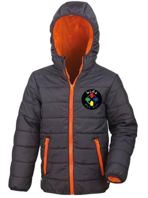 CF Kids Padded Jacket