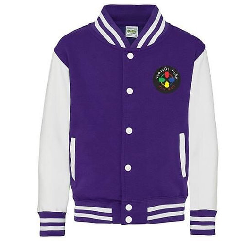 CF Kids Varsity Jacket