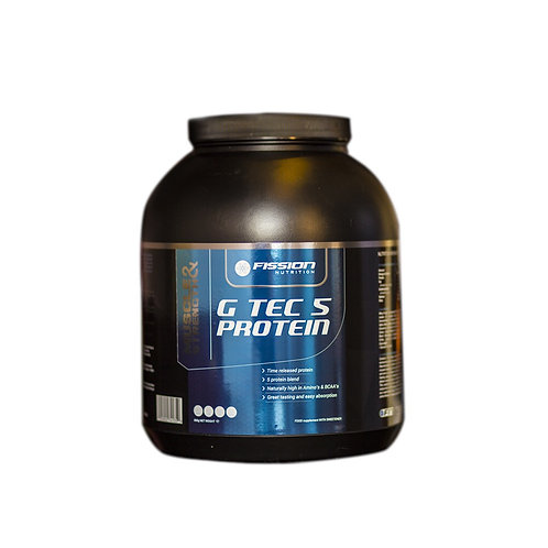 Fission Nutrition G-Tec 5 Protein - 2.25KG