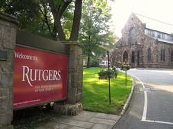 NEW YORK RUTGERS