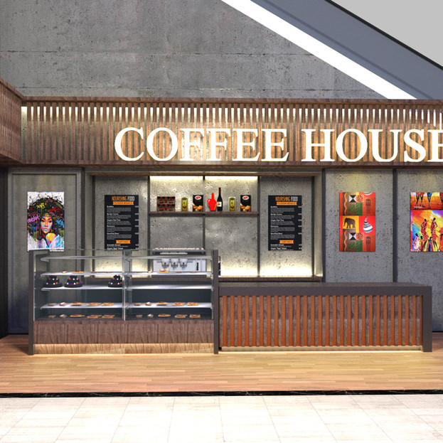 Nijer Airport Cafe