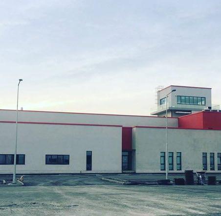 Istanbul Airport ARFF