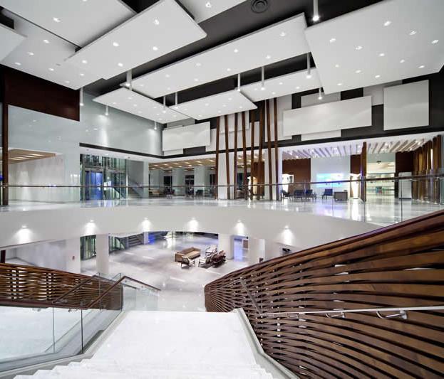 Acıbadem Bodrum Hospital Lobby