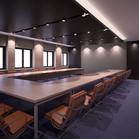 KordSA Executive Meeting Room