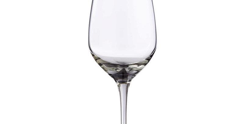BICCHIERE VICTORINNE BIANCO - VICTORINNE GLASS WHITE