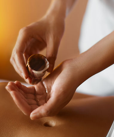 Holistic aromatheraoy massage sxm