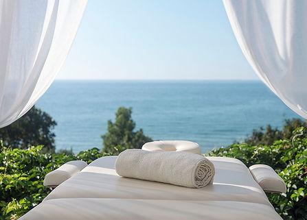 Massage beach sxm