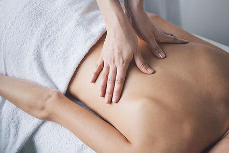 Thai massage sxm