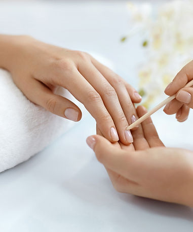 Manicure beauty sxm
