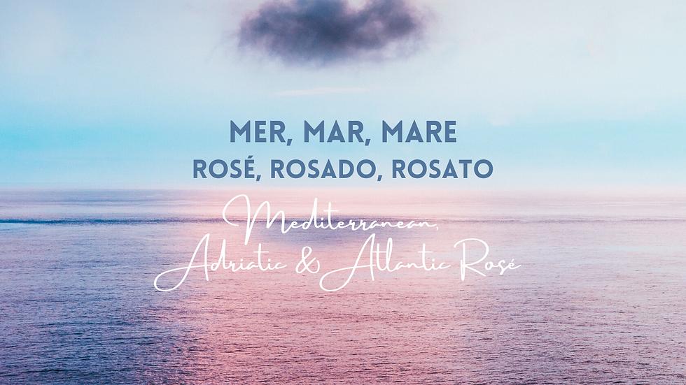 Mer, Mar, Maré - Rosé Discovery Case